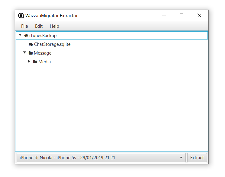 如何利用 WazzapMigrator 将 WhatsApp 聊天记录从 iPhone 迁移到 Android 手机 5