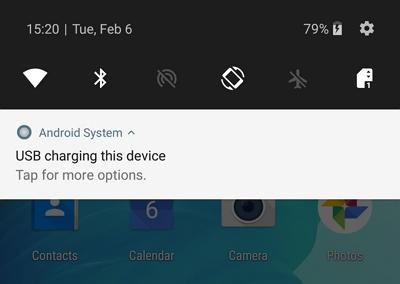 USB charging mode - 1/2